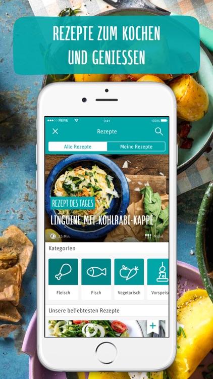 REWE Lebensmittel – Supermarkt & Lieferservice screenshot-4