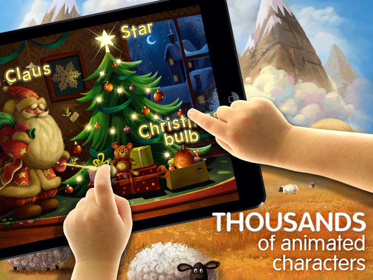 KidBook Interactive Books for Kids Bedtime Stories screenshot-1