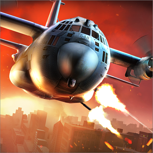 Zombie Gunship Survival app