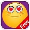 AniEmoticons無料 - かわいい、アニメーション顔文字、絵文字 、アイコン、3Dスマイリー、アルファベット、シンボル  -- メール、SMS、MMS、メッセージング、IMessage、WeChat 用