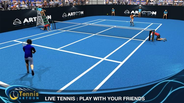 Tennis Multiplayer