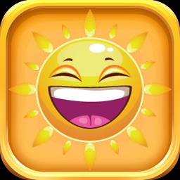 Sunny Stickers - Sun Emojis For Sun Lovers