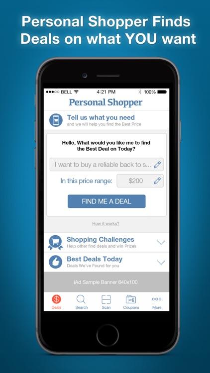 Shopper – Personal Concierge
