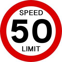 Speed Limit Alert - Lite