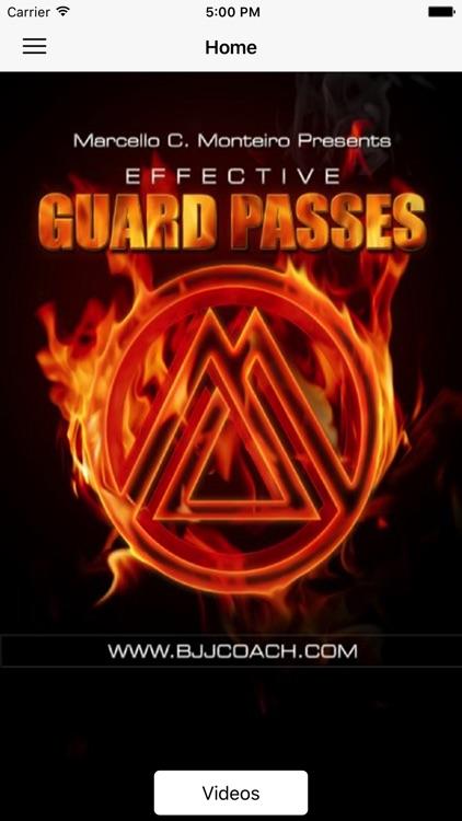 BJJ Effective Guard Passes - Brazilian Jiu Jitsu