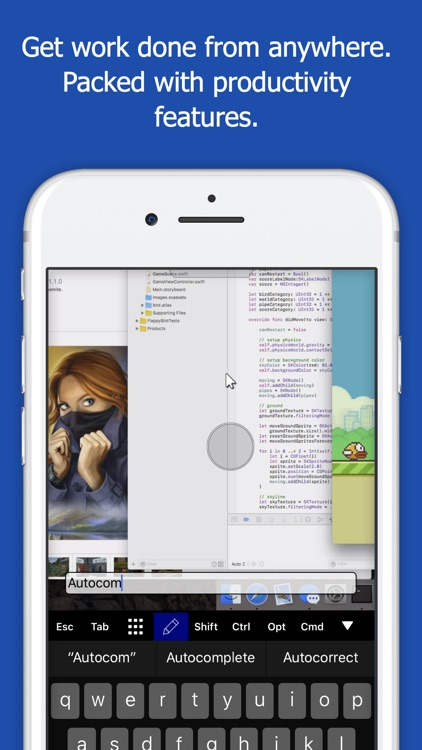 Jump Desktop (Remote Desktop) - RDP / VNC screenshot-3
