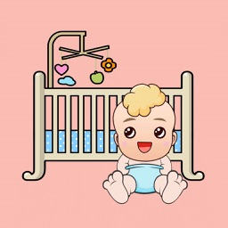 Cute Baby Emoji & Sticker Pack for Chatting