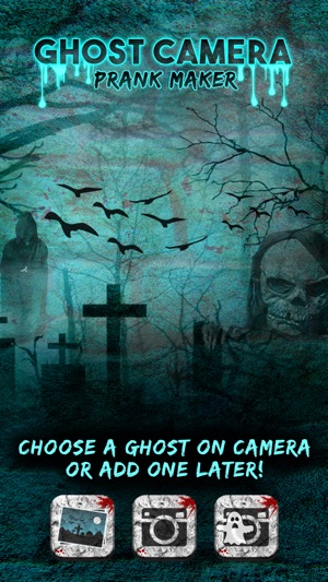 Ghost Camera Paranormal Scary Ghosts Photo Prank on the App