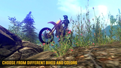 オフロードMotorBike Racing  - トレイルダートバイクのおすすめ画像2