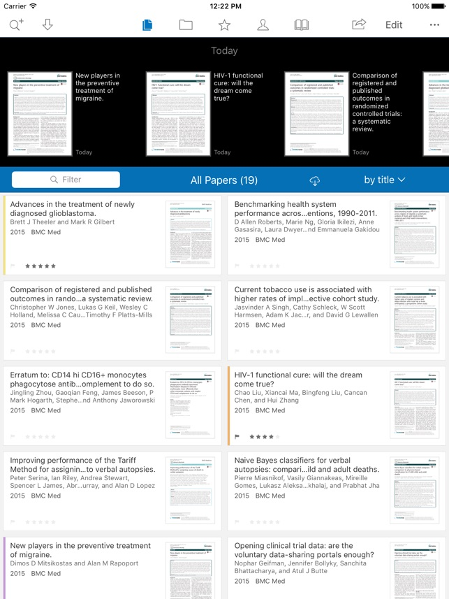 Papers 3 - Reference Manager on the App Store
