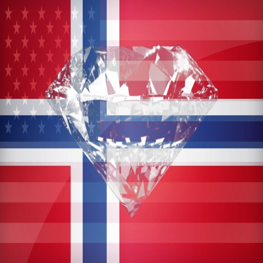 Norwegian Phrases Diamond 4K Edition icon