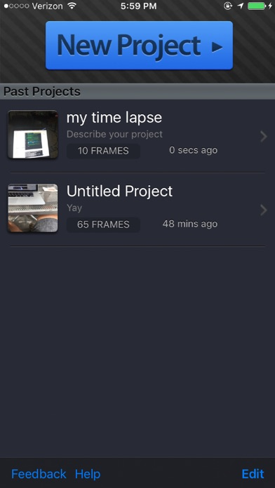 how to take time lapse video on android