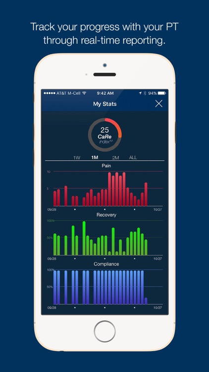 ARC PT Patient App screenshot-4
