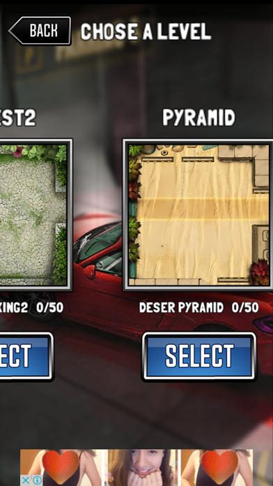 Unblock Car : Puzzles Game screenshot two