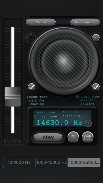 Tone Generator_Pro screenshot-3
