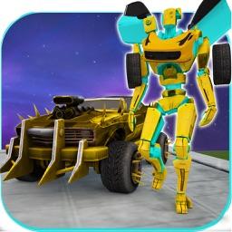 Monster Hero Car Transformation - Pro