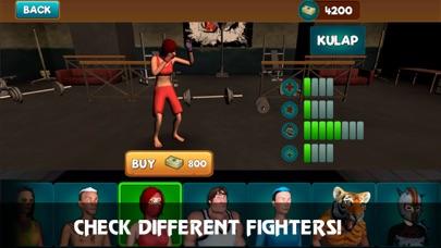 Muay Thai Boxing Combat screenshot two