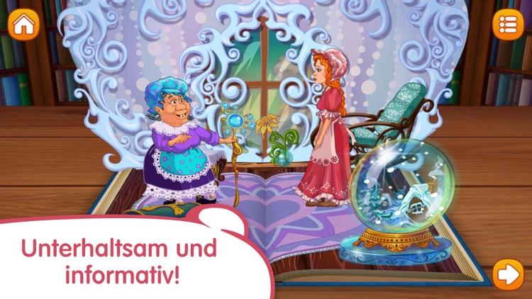 Frau Holle: Märchen und Bücher für Kinder screenshot-3