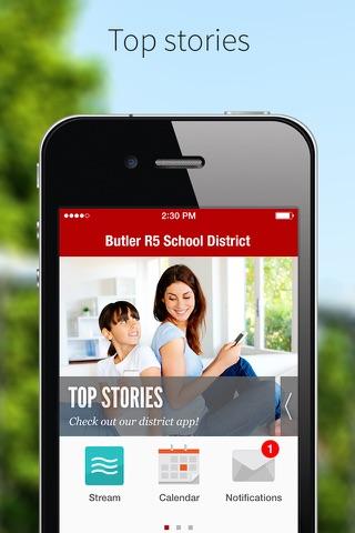 Butler R5 School District - náhled