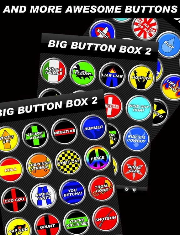 Big Button Box 2 HD - funny sound effects & sounds screenshot-4