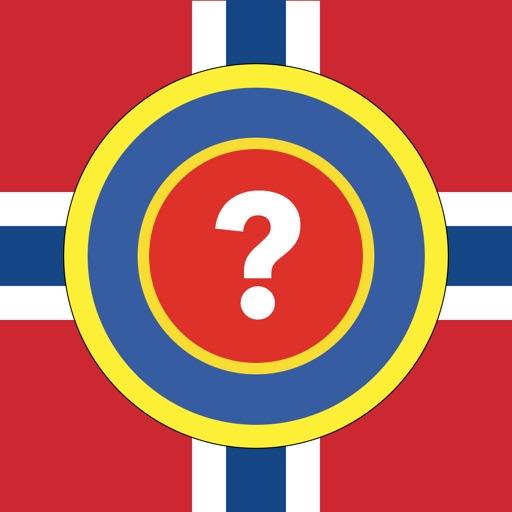 Fasit quiz norsk mat app Matquiz: Vin,