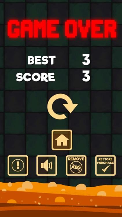 Lava Blocks Dungeon : Escape Floor Challenge! screenshot-4