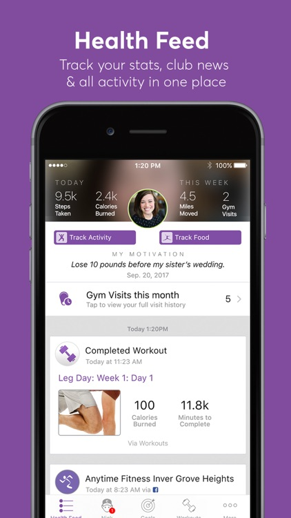 Anytime Fitness screenshot-1