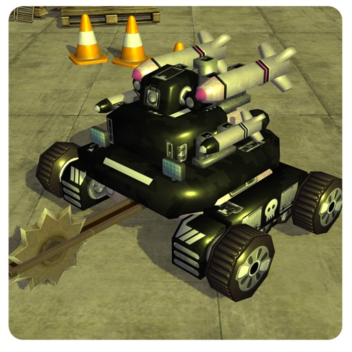 Robot Rumble - Robot Fighting Game