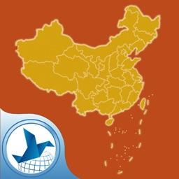 中国行政区划地图(2013版)