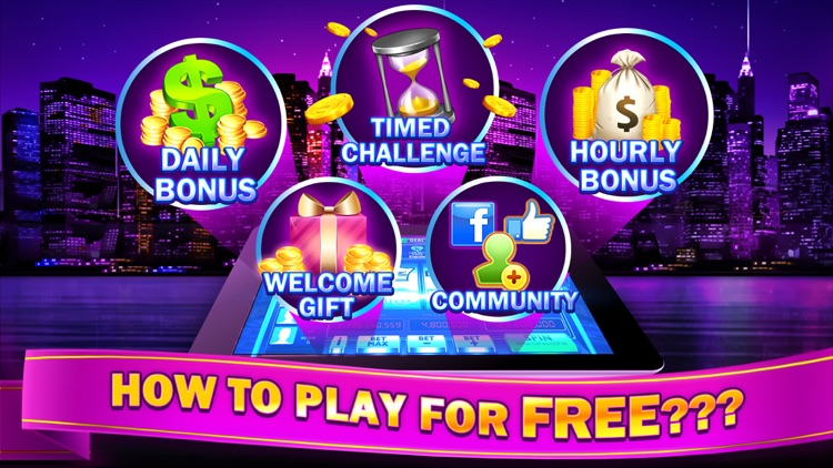 Slots - Classic Vegas Casino, BEST Slot Game screenshot-4