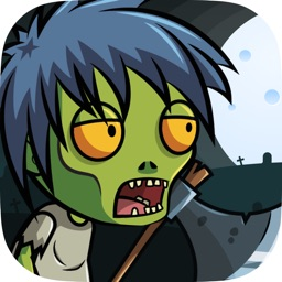 Zombies 2D - Run & Gun Games