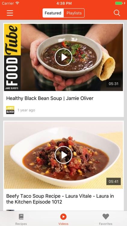 Soup Recipes, Stew Recipes: Food recipes, cookbook screenshot-3