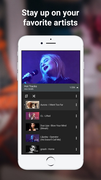 YouTube - Watch Videos, Music, and Live Streams app image