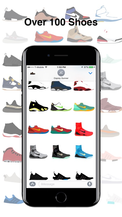 ShoeMoji - Sneaker Emojis screenshot-0