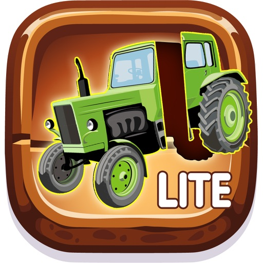 Kids vehicle games : Car and truck puzzle