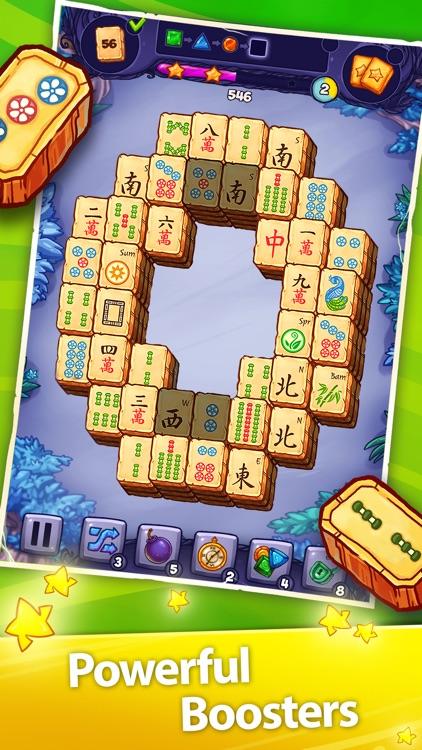 Mahjong Treasure Quest screenshot-4
