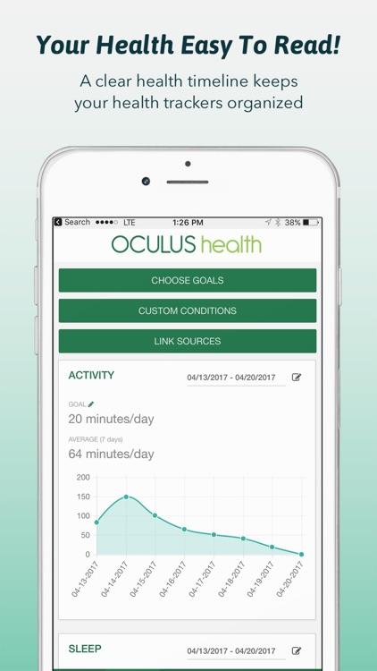 Oculus Health