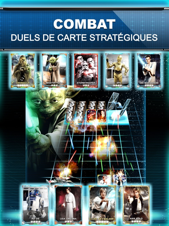 Screenshot #6 pour STAR WARS™: FORCE COLLECTION