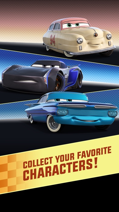 download Cars: Lightning League apps 4