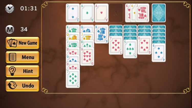 The Solitaire. screenshot-4