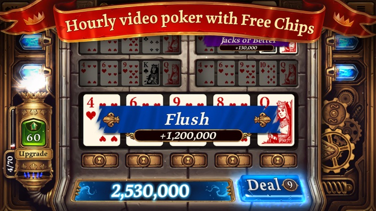 Scatter HoldEm Poker - Texas Online Poker Game screenshot-4
