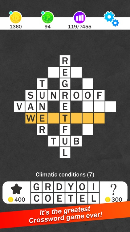 Crossword – World's Biggest screenshot-4