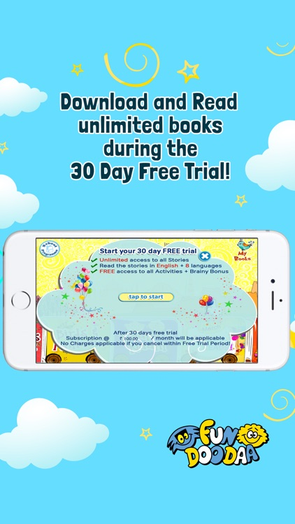 FunDooDaa Books For Kids - Stories from India