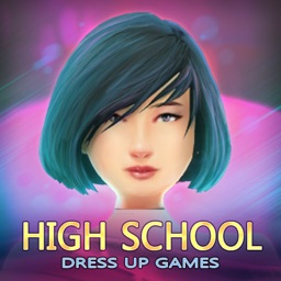 High School Dress Up - Fashion Makeover Salon