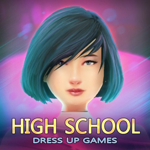 High School Dress Up - Fashion Makeover Salon