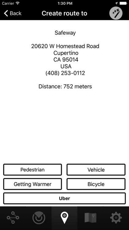 Seeing Eye GPS XT screenshot-1