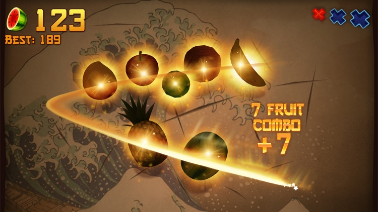 Fruit Ninja® screenshot-2