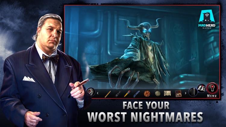 Adam Wolfe: Dark Detective Mystery Game (Full) screenshot-3