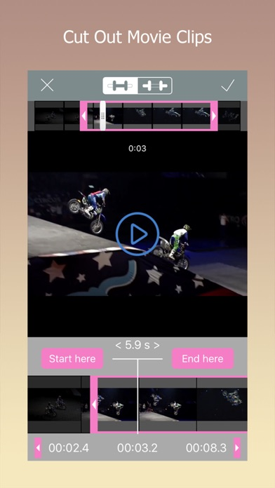 Screenshot #7 for Video Joiner & Trimmer