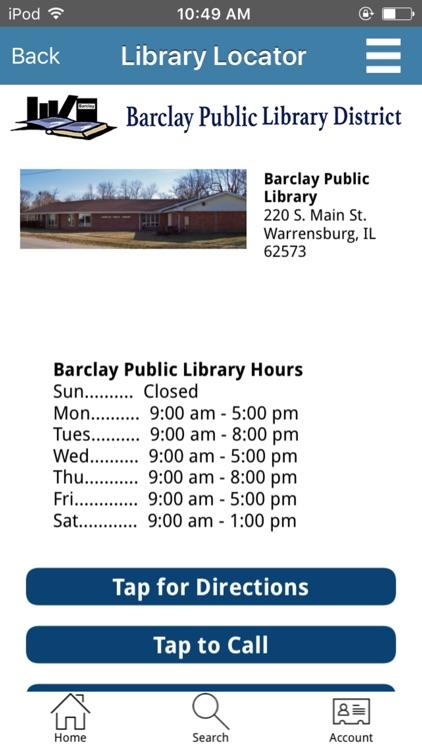 Barclay Mobile screenshot-4